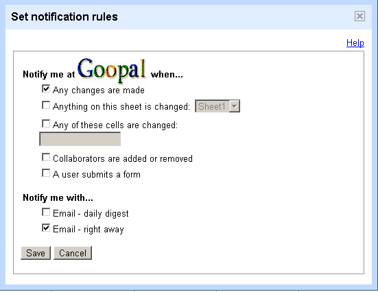 Form Notification Google Sites Examples - Google form templates for business